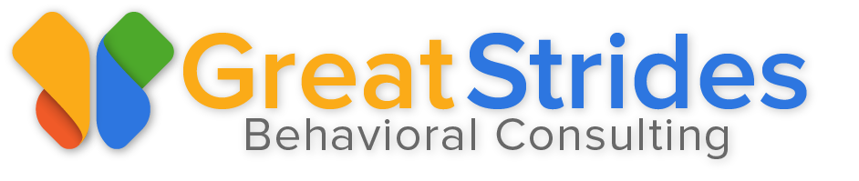 Great Strides Logo